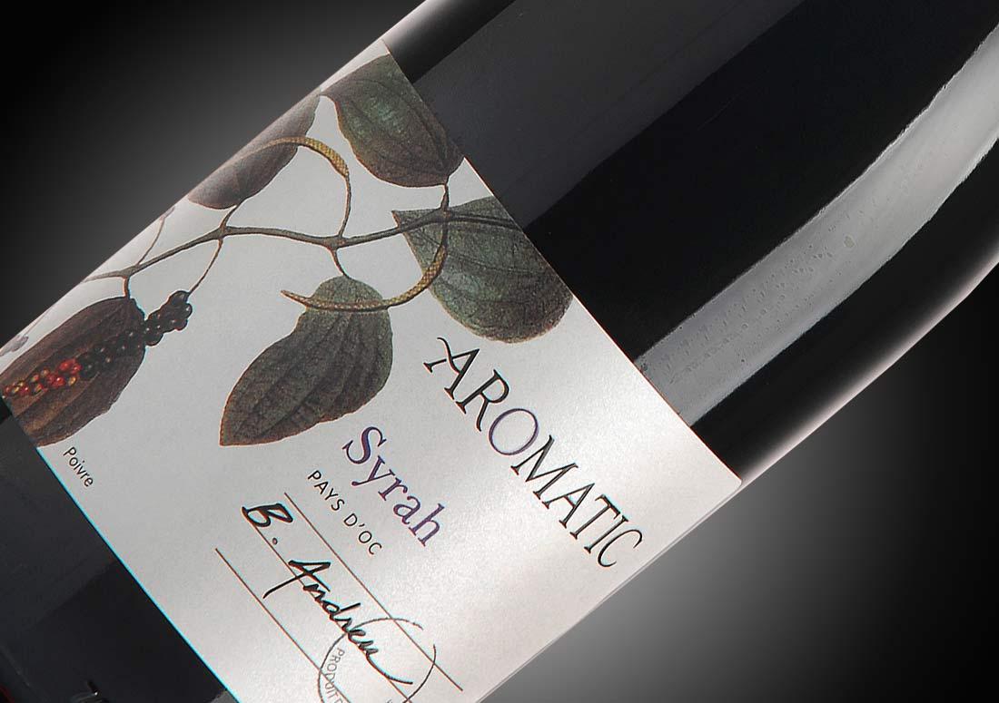 vin syrah pays oc
